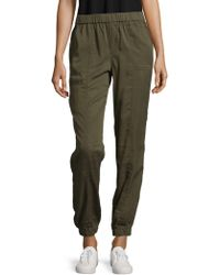Philosophy By Republic - Solid Pull-on Pants - Lyst
