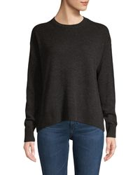 Vince Wool & Cashmere Jumper - Gray