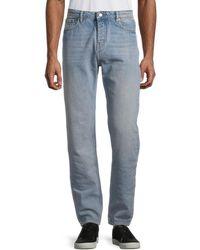Zadig & Voltaire Dug Regular-fit Jeans - Blue