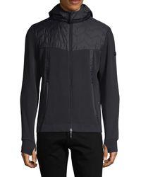HUGO Full-zip Jacket - Black