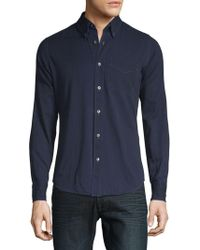 Tom Ford - Casual Denim Button-down Shirt - Lyst