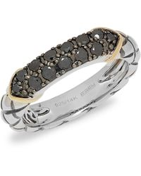 Effy Sterling Silver & Quartz Ring - Multicolour