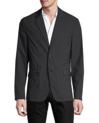 Theory Saratoga Suit Separates Sportcoat - Black