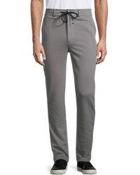 True Religion Drawstring Pants - Grey