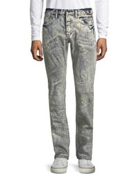 PRPS   Washed Cotton Jeans   Lyst