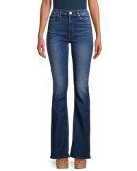 Hudson Jeans Women's High-rise Bootcut Jeans - Blue - Size 24 (0)