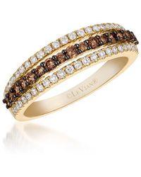 Le Vian - Chocolatier® Diamond & 14k Honey Gold Ring - Lyst