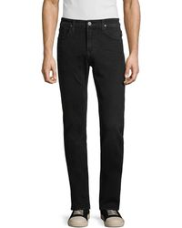 Hudson Jeans - Slouchy Skinny Jeans - Lyst