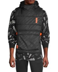 PUMA X Central Saint Martins Padded Hoodie - Black