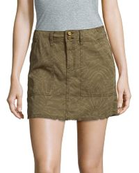 Sanctuary - Lily Palmaflage Skirt - Lyst