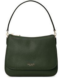 Kate Spade Medium Polly Leather Convertible Shoulder Bag - Multicolour