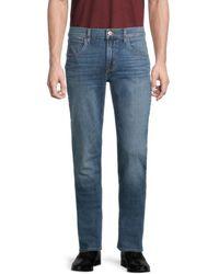 Hudson Jeans Men's Slim-fit Jeans - Wells - Size 31 - Blue