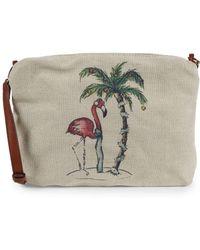 Tommy Bahama - Mini Convertible Crossbody Bag - Lyst