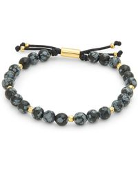 Gorjana - Power Gemstone Bead Bracelet - Lyst