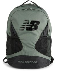 New Balance Men's Players Backpack - Slate Green