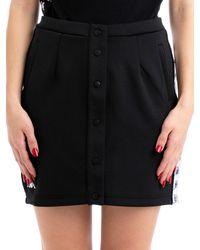Kappa Women's Banda Baquima Skirt - Black - Size Xs