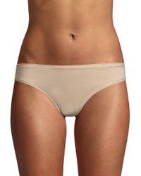 Ava & Aiden Low-rise Bikini Briefs - Brown