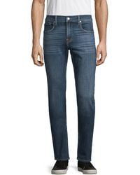 7 For All Mankind Classic Slim-fit Jeans - Blue