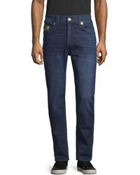 True Religion Relaxed Skinny-fit Jeans - Blue
