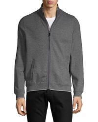 Bugatti - Knit Zip-up Sweater - Lyst