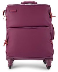 Mandarina Duck Touch 16-inch Cabin Spinner Luggage - Classic Blue