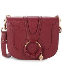 See By Chloé Hana Leather Shoulder Bag - Multicolour