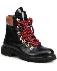 Joie - Norfolk Lace-up Ankle Boots - Lyst