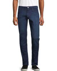 Armani Jeans Slim-fit Jeans - Blue