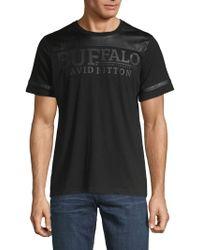 Buffalo David Bitton - Naeco Logo Short-sleeve Tee - Lyst