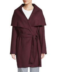 T Tahari - Marla Handmade Coat - Lyst
