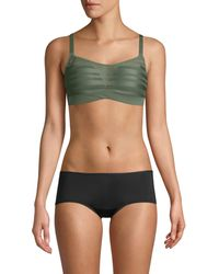 Le Mystere Active Balance Sport Bra - Green