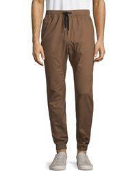 Zanerobe Sureshot Jogging Trousers - Brown