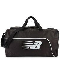New Balance Medium Training Day Duffel Bag - Black