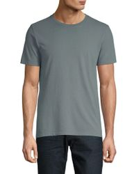 AG Jeans - Classic Short-sleeve Cotton Tee - Lyst