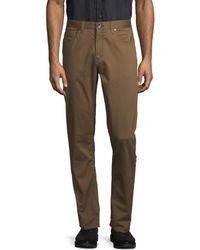 Perry Ellis Men's Stretch Pants - Tarmac - Size 32 32 - Multicolor