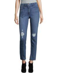 3x1 - Split Seam Jeans - Lyst
