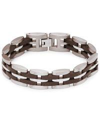 Tateossian - Titanium Bracelet - Lyst