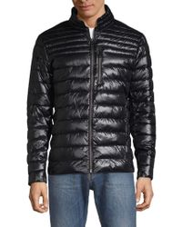 Calvin Klein - Quilted Packable Jacket - Lyst