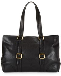 Frye - Claude Leather Tote - Lyst