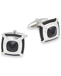 Alor - Two-tone Cuff Links - Lyst