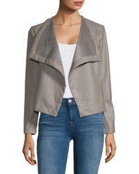Saks Fifth Avenue - Peppin Open Front Jacket - Lyst