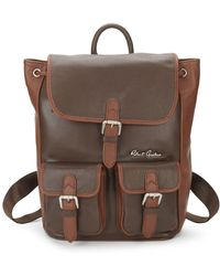 Robert Graham | Leather Backpack | Lyst