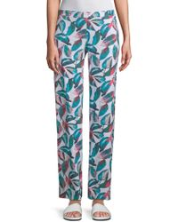 Onia - Mila Graphic Trousers - Lyst