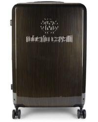 Roberto Cavalli 28-inch Hardside Spinner Suitcase - Black