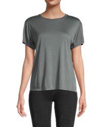 Vince Women's Relaxed T-shirt - Horizon - Size M - Multicolour