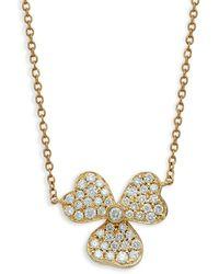 Moncler Holi 18k Yellow Gold Diamond & Enamel Charm Bracelet - Multicolour