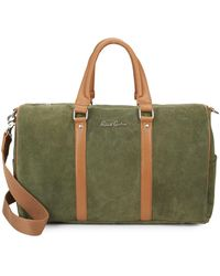 Robert Graham - Pachori Leather Weekender Bag - Lyst