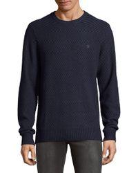 Original Penguin - Pullover Dark Sweater - Lyst
