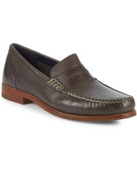 Cole Haan - Pinch Leather Penny Loafers - Lyst