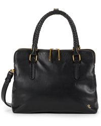 Elliott Lucca - Leather Shoulder Bag - Lyst